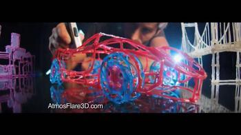 AtmosFlare 3D Drawing Pen TV Spot, 'Limited Edition' - Thumbnail 5