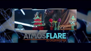 AtmosFlare 3D Drawing Pen TV Spot, 'Limited Edition' - Thumbnail 6