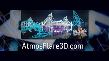 AtmosFlare 3D Drawing Pen TV Spot, 'Limited Edition' - Thumbnail 7