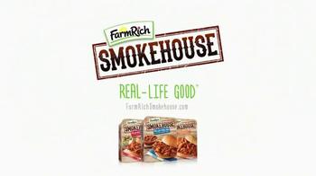 Farm Rich Smokehouse Pulled Pork BBQ TV Spot, 'Choose Your Battles' - Thumbnail 8