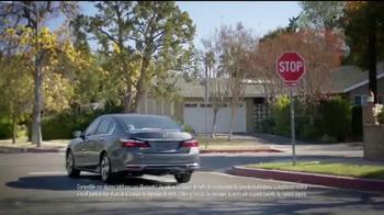 2016 Honda Accord LX TV Spot, 'Boda' [Spanish] - Thumbnail 3