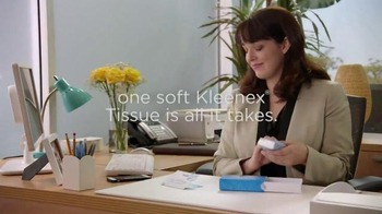 Kleenex Care Pack TV Spot, 'A Note' - Thumbnail 6