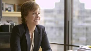 Charles Schwab TV Spot, 'CNN: Carrie Schwab-Pomerantz'