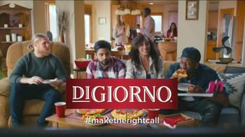 DiGiorno TV Spot, 'Phone Slap' Featuring Clay Matthews - Thumbnail 8