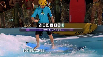 1-800 Beaches Family Week TV Spot, 'Wheel of Fortune' - Thumbnail 3