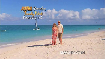 1-800 Beaches Family Week TV Spot, 'Wheel of Fortune' - Thumbnail 5