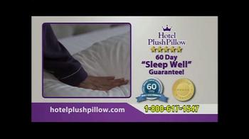 Hotel PlushPillow TV Spot, 'Dream Sleep' Featuring Carol Alt - Thumbnail 9