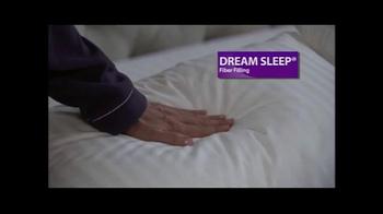 Hotel PlushPillow TV Spot, 'Dream Sleep' Featuring Carol Alt - Thumbnail 2