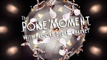 Poise TV Spot, 'The Poise Moment' Featuring Brooke Burke-Charvet - Thumbnail 1
