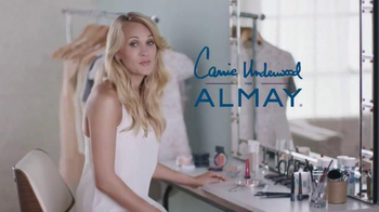 Almay One Coat Multi-Benefit Mascara TV Spot, 'Bold' Feat. Carrie Underwood - Thumbnail 1