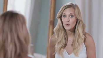 Almay One Coat Multi-Benefit Mascara TV Spot, 'Bold' Feat. Carrie Underwood - Thumbnail 2