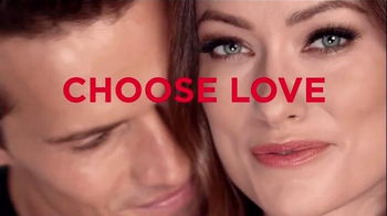 Revlon Mascaras TV Spot, 'Choose Love' Featuring Olivia Wilde - Thumbnail 7
