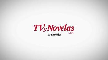 TVyNovelas TV Spot, 'Una corona' con Ariadna Gutiérrez [Spanish] - Thumbnail 1