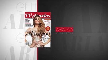 TVyNovelas TV Spot, 'Una corona' con Ariadna Gutiérrez [Spanish] - Thumbnail 2