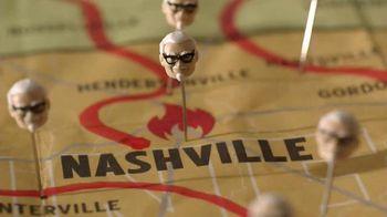 KFC Nashville Hot Chicken TV Spot, 'Every Ville in America' - 1037 commercial airings