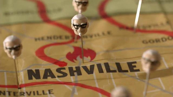 KFC Nashville Hot Chicken TV Spot, 'Every Ville in America' - Thumbnail 1
