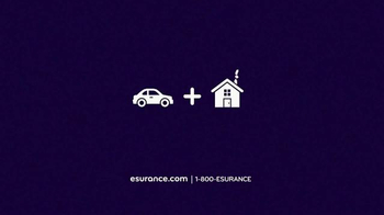 Esurance TV Spot, 'Dollar Bills' - Thumbnail 10