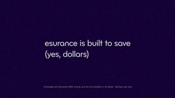 Esurance TV Spot, 'Dollar Bills' - Thumbnail 9