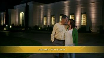 Cialis TV Spot, 'Why Pause?: $200 Savings Card'
