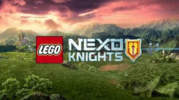 LEGO Nexo Knights TV Spot, 'Rumble Blade Vehicle vs. Beast Master Vehicle' - Thumbnail 1