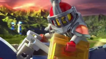 LEGO Nexo Knights TV Spot, 'Rumble Blade Vehicle vs. Beast Master Vehicle' - Thumbnail 2