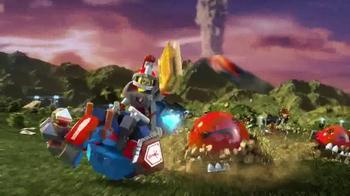 LEGO Nexo Knights TV Spot, 'Rumble Blade Vehicle vs. Beast Master Vehicle' - Thumbnail 9