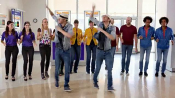 MetroPCS TV Spot, 'Happy Dance' - 1236 commercial airings