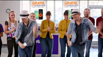 MetroPCS TV Spot, 'Gemelos bailarines' [Spanish] - Thumbnail 1