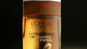 L'Oreal Paris Extraordinary Oil TV Spot, 'Aceite lujoso' [Spanish] - Thumbnail 3