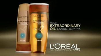 L'Oreal Paris Extraordinary Oil TV Spot, 'Aceite lujoso' [Spanish] - Thumbnail 4