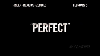 Pride and Prejudice and Zombies - Alternate Trailer 8