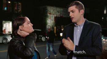 Match.com TV Spot, 'Match on the Street: Laura and Jon B' - Thumbnail 1