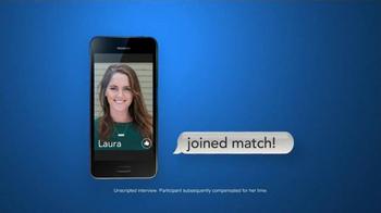 Match.com TV Spot, 'Match on the Street: Laura and Jon B' - Thumbnail 10