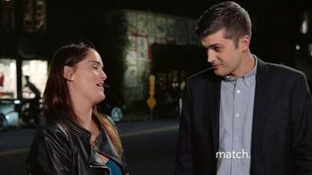 Match.com TV Spot, 'Match on the Street: Laura and Jon B' - Thumbnail 2