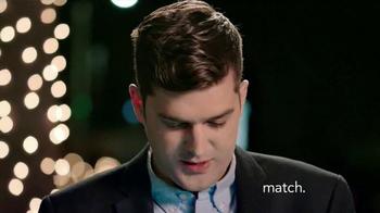 Match.com TV Spot, 'Match on the Street: Laura and Jon B' - Thumbnail 7
