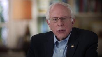 Bernie 2016 TV Spot, 'Two Visions' - Thumbnail 1