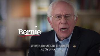Bernie 2016 TV Spot, 'Two Visions' - Thumbnail 9