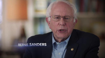 Bernie 2016 TV Spot, 'Two Visions' - 1 commercial airings