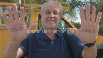 Carson America TV Spot, 'These Hands' - Thumbnail 5