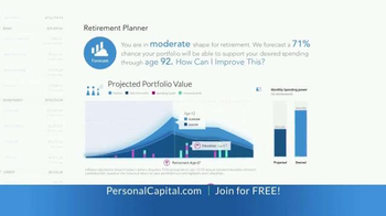 Personal Capital TV Spot, 'Retirement Planning' - Thumbnail 6