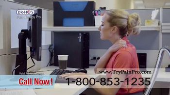 DR-HO's Pain Therapy System Pro TV Spot, 'Manage Your Pain' - Thumbnail 1