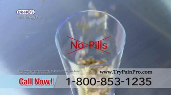 DR-HO's Pain Therapy System Pro TV Spot, 'Manage Your Pain' - Thumbnail 2