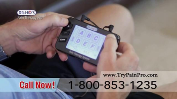 DR-HO's Pain Therapy System Pro TV Spot, 'Manage Your Pain' - Thumbnail 3