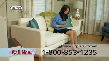 DR-HO's Pain Therapy System Pro TV Spot, 'Manage Your Pain' - Thumbnail 7