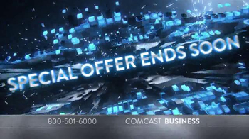 Comcast Business Switch & Save Event TV Spot, 'Faster Internet' - Thumbnail 4