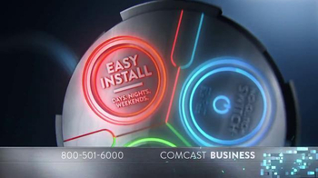 Comcast Business Switch & Save Event TV Spot, 'Faster Internet' - Thumbnail 6
