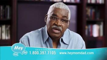 HeyMomDad TV Spot, 'Safe & Sound' Featuring John Schneider - 12 commercial airings