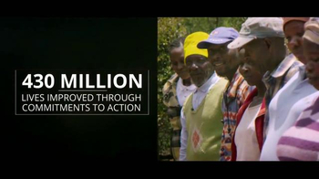 PGA Tour TV Spot, 'Clinton Foundation' - Thumbnail 8