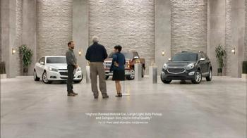 2016 Chevy Equinox TV Spot, 'Awards' - Thumbnail 7