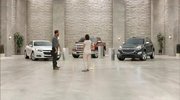 2016 Chevy Equinox TV Spot, 'Awards' - 307 commercial airings